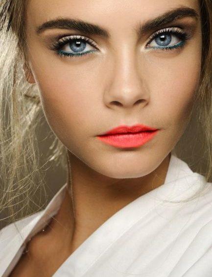 10 maquillages pour les yeux bleus maquillage pour blonde 9 1