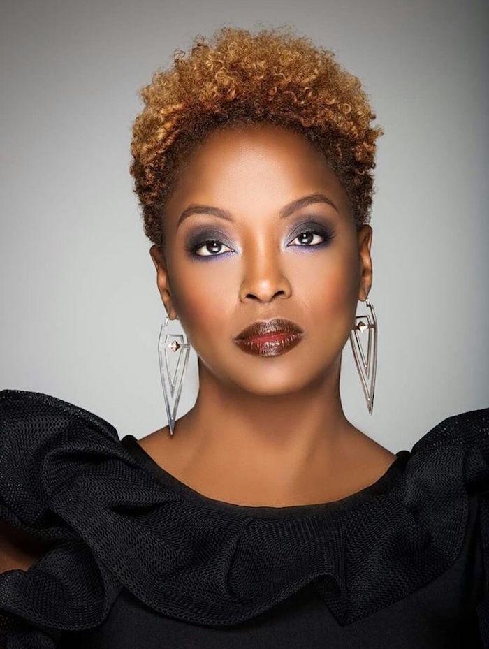 1001+ idées | La coupe courte afro homme & femme en 57 modèles