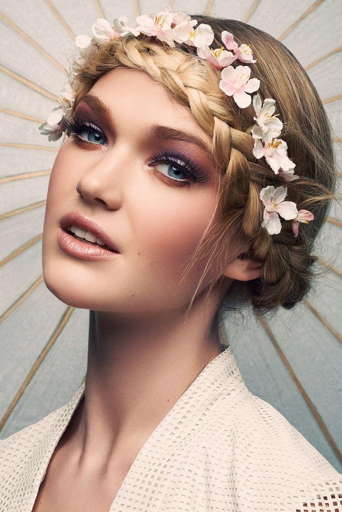1001+ idées pour réaliser un maquillage de mariée tendance