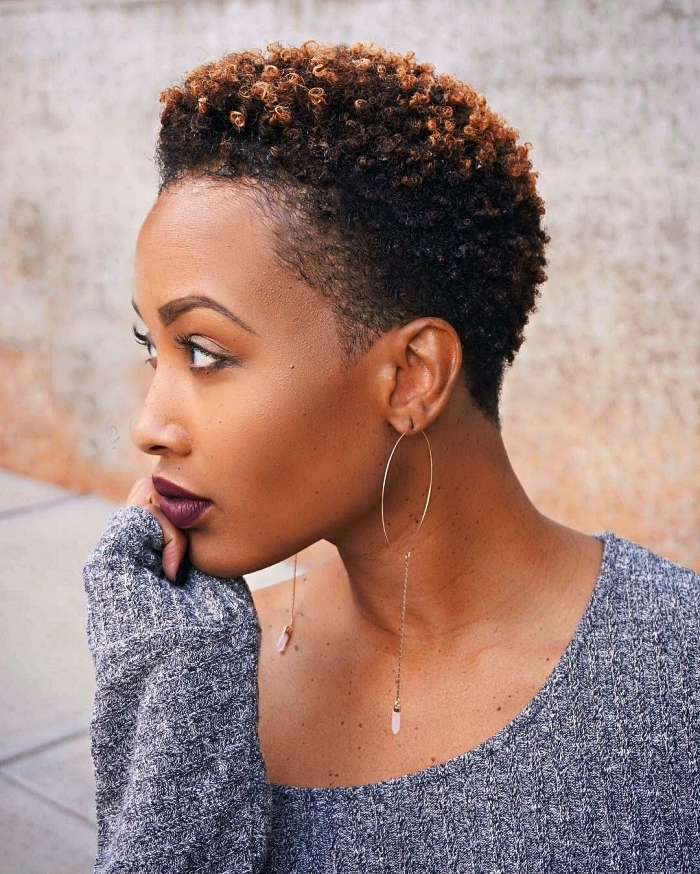 1001 + photos pour la coiffure africaine - savoir les options