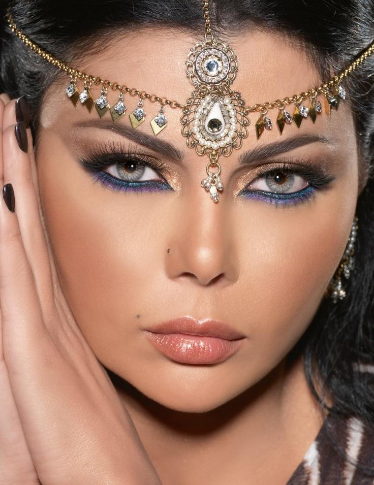 103 best Maquillage oriental pour mariage : libanais et
