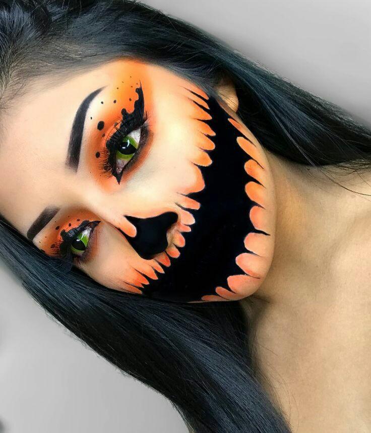 15 Best Halloween Makeup Ideas For 2018