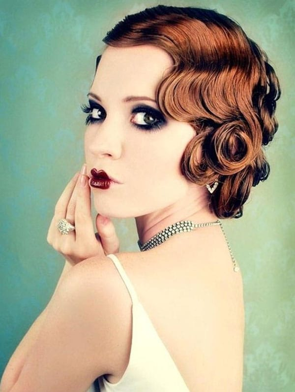 17.mariage-coiffure-annees-20-et-maquillage - J'ai dit oui