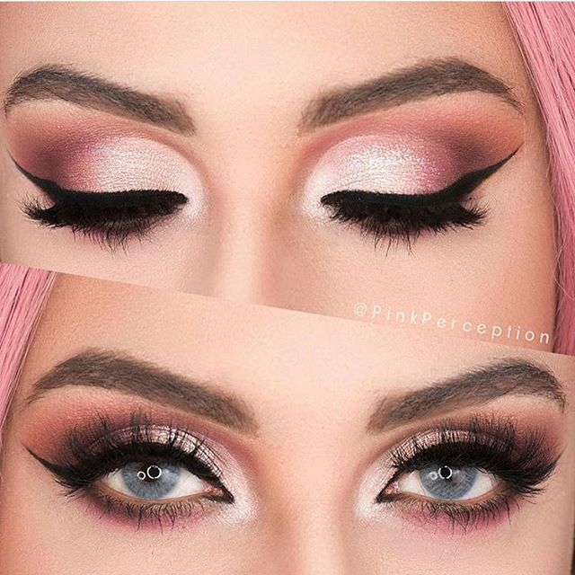21 Soft and Romantic Wedding Day Makeup Looks