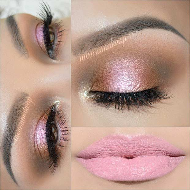 31 Beautiful Wedding Makeup Looks for Brides | StayGlam