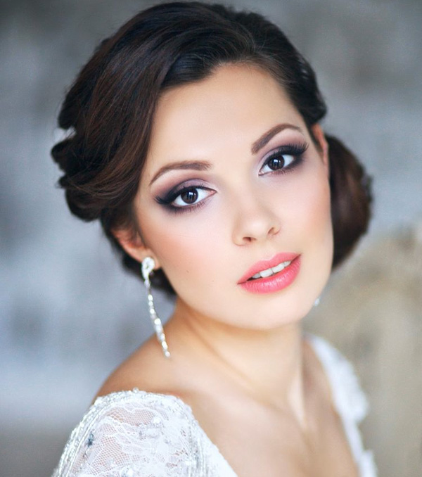 31 Gorgeous Wedding Makeup & Hairstyle Ideas For Every