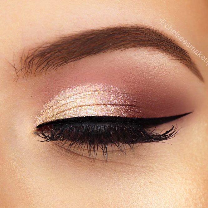 maquillage marié rose