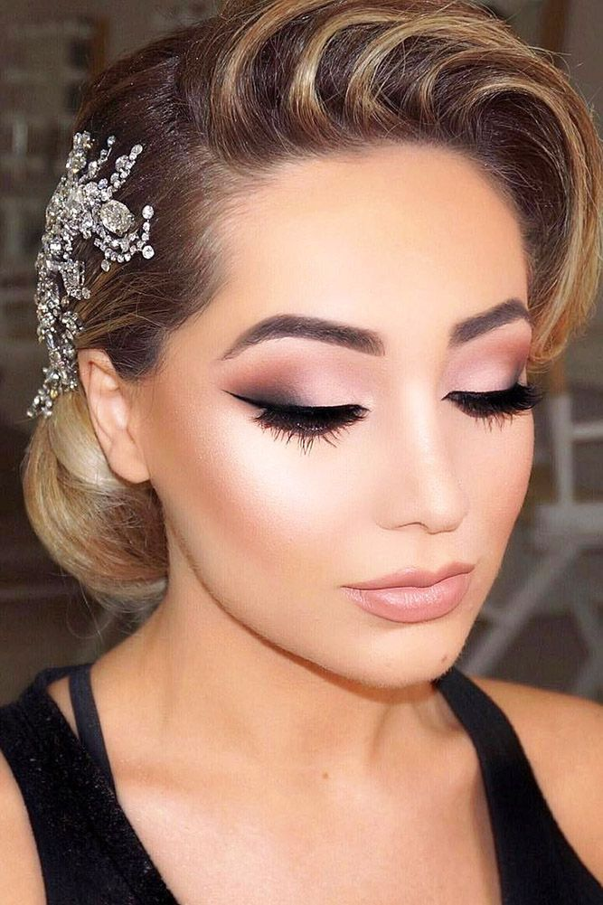 45 Wedding Make Up Ideas For Stylish Brides (With images
