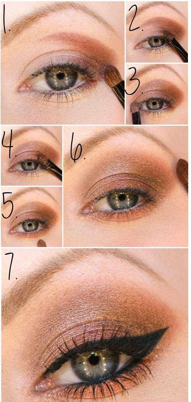 9 idées de maquillages superbes | Tuto maquillage yeux