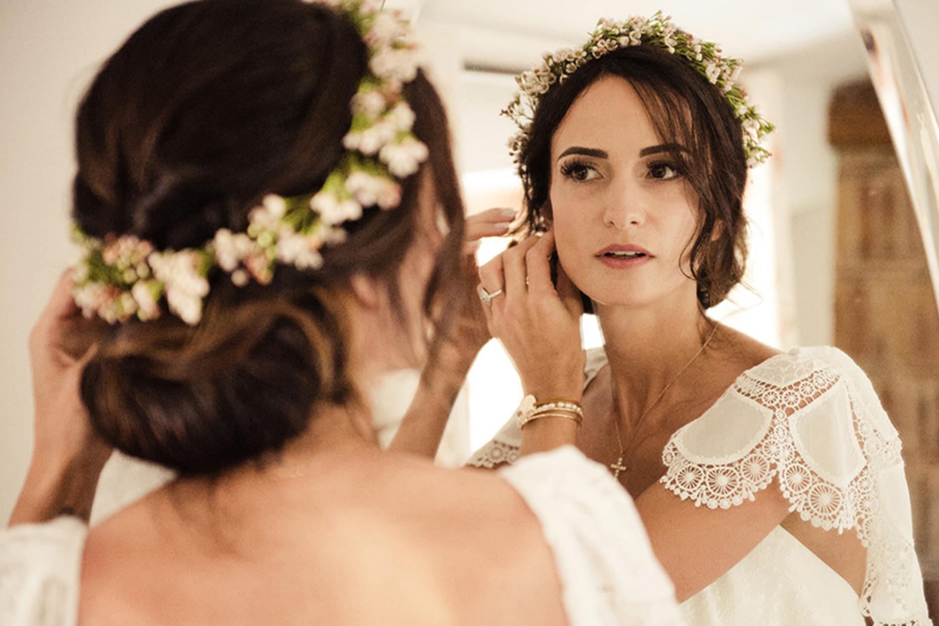 Amélie Gouttenoire - Coiffure / Maquillage - Lyon Mariage
