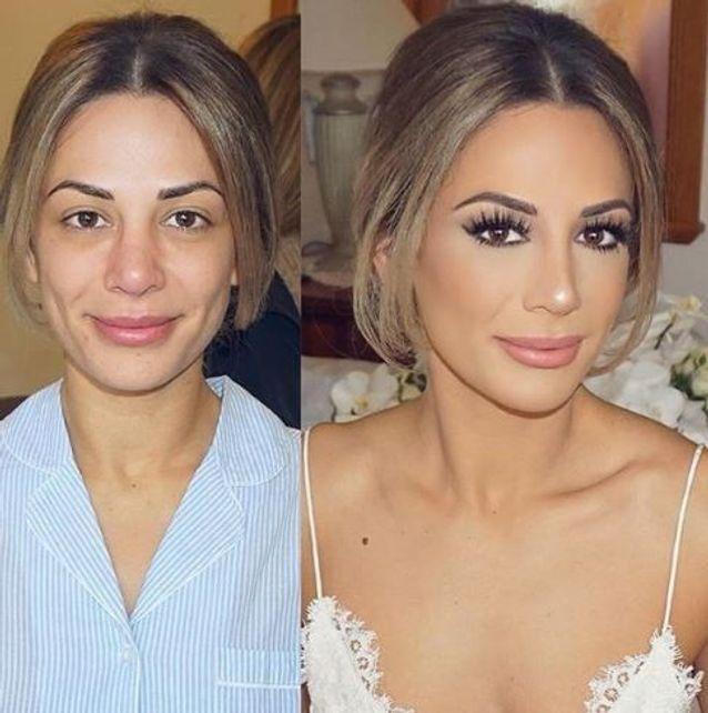 maquillage mariage invitée tuto