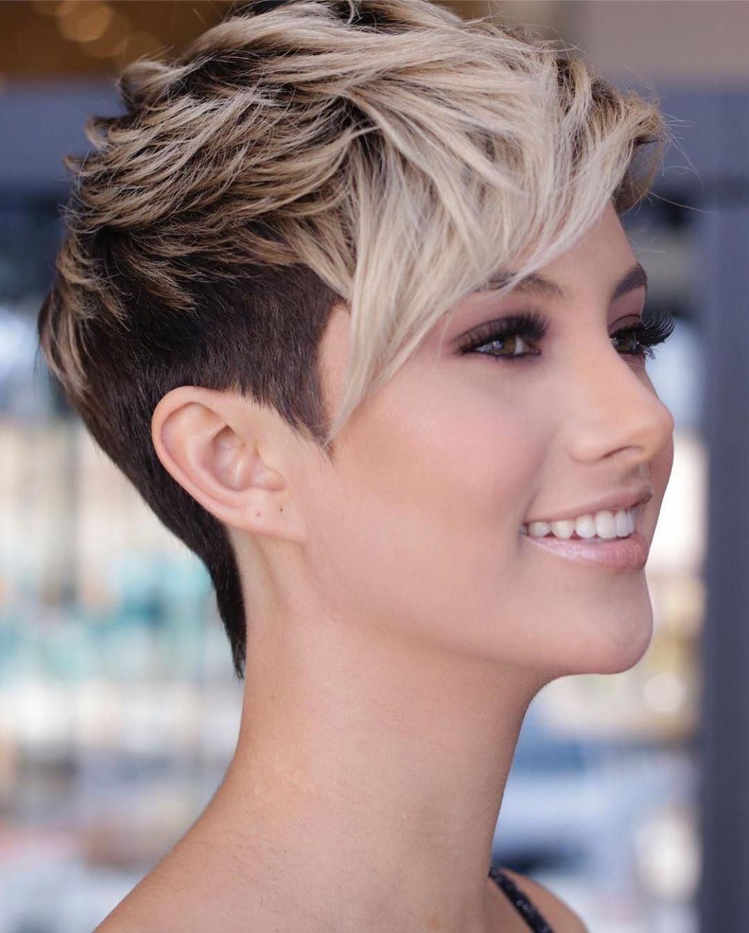 Cheveux courts: 10 coiffures courtes pour femmes tendance