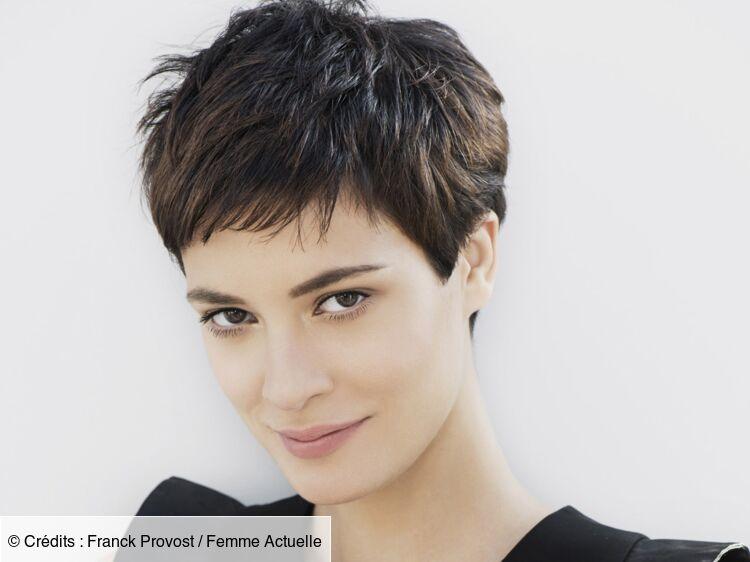 coiffure courte intermediaire femme