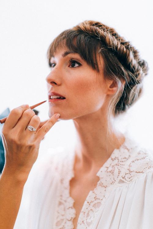 coiffure et maquillage mariage paris