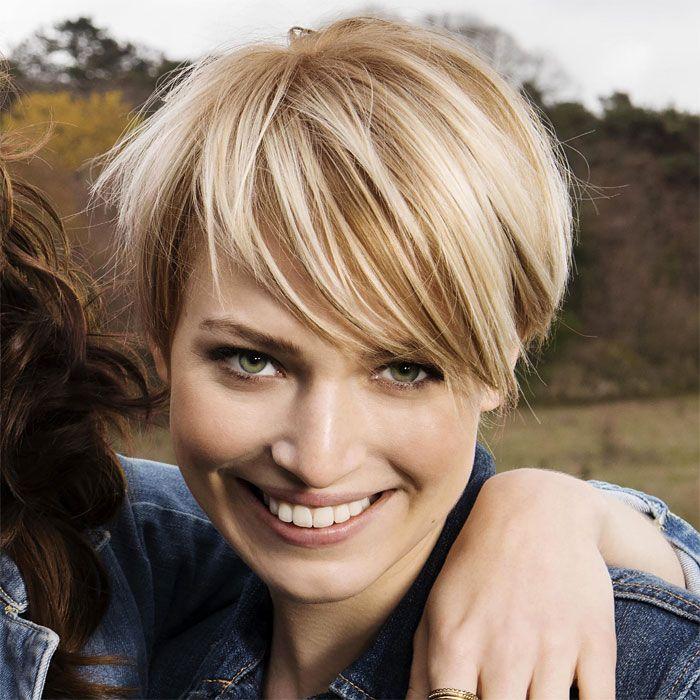 Coiffure cheveux courts - SAINT ALGUE - Tendances automne