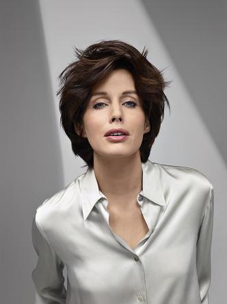 coiffure courte femme sans brushing