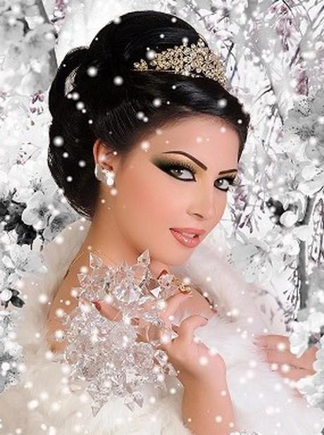 Coiffure femme arabe