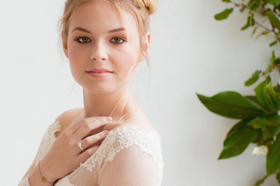 coiffure mariage a domicile lyon - Maquillage mariage
