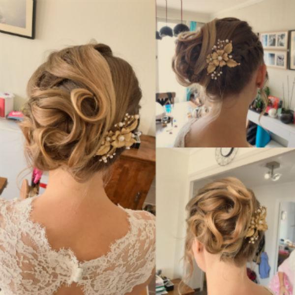 coiffure mariage lyon - Maquillage mariage