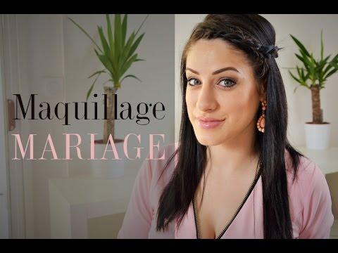 Comment se maquiller pour ALLER À UN MARIAGE - Patricia