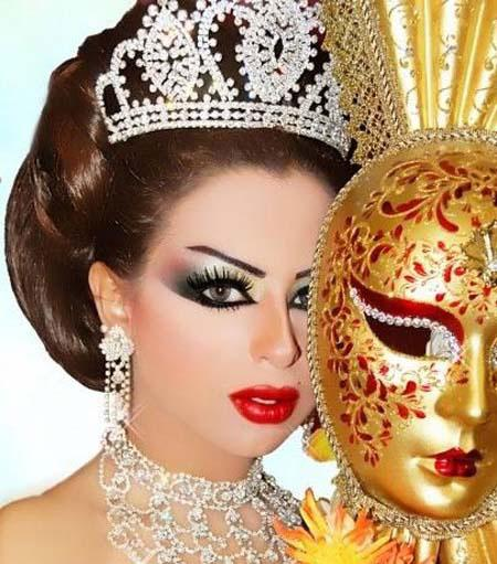 comment se maquiller pour un mariage marocain