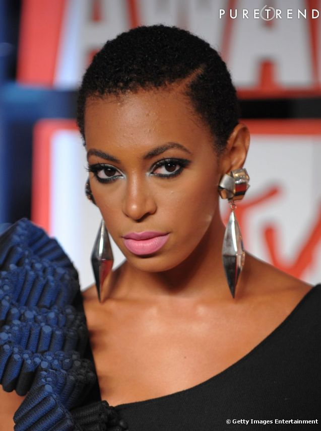 coupe cheveux courts femme africaine