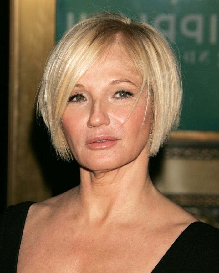 Coupe courte femme blonde 45 ans – Coupes de cheveux