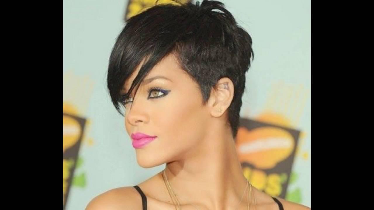coupe de coiffure femme africaine - YouTube