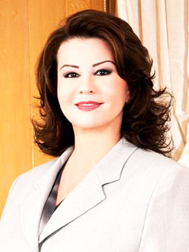 coiffure courte pour femme arabe