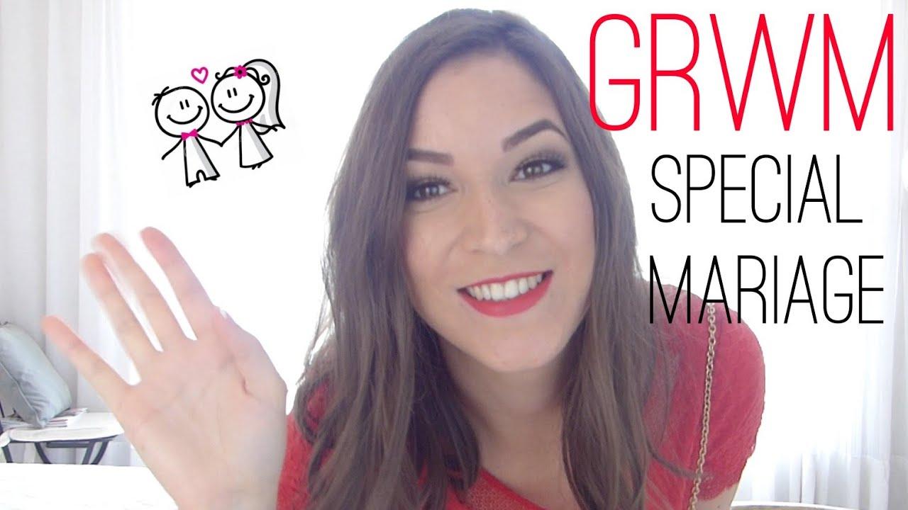 GRWM Invitée à un mariage : TUTOS Maquillage/Coiffure et