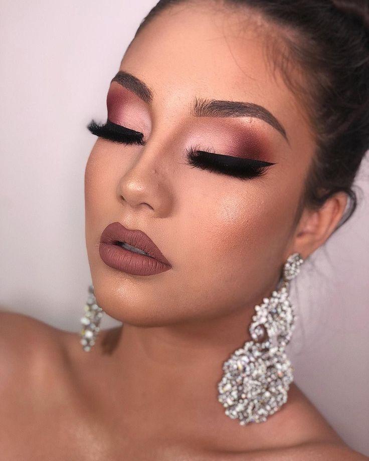 Idée Maquillage 2018 / 2019 : rose | Idée maquillage