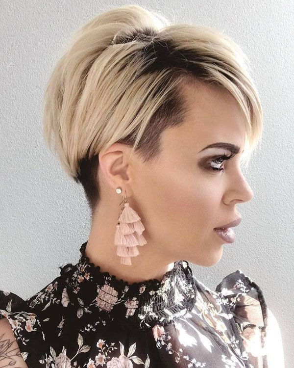 Idées Coupe cheveux Pour Femme 2017 / 2018 - 40 coiffures