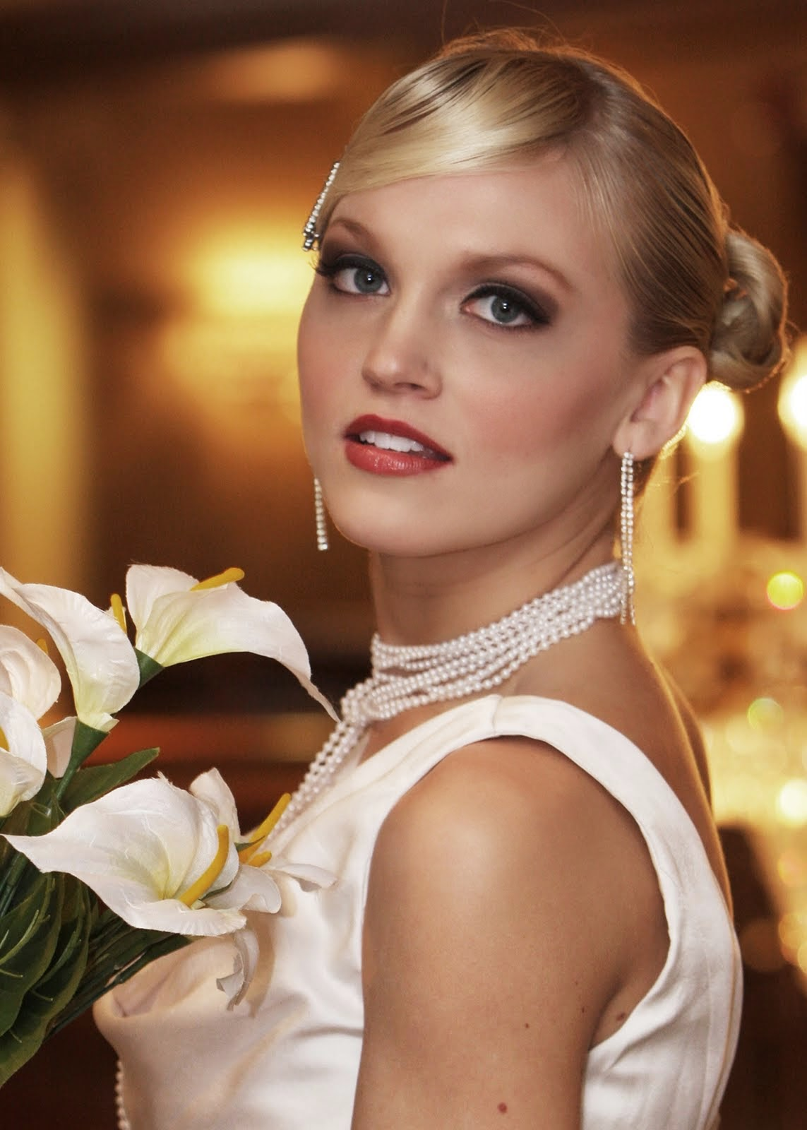Inspiration Make Up pour mon Mariage   Tout pour mon mariage