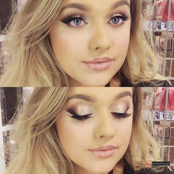 inspiration maquillage naturel pour marie maquillage marie 1