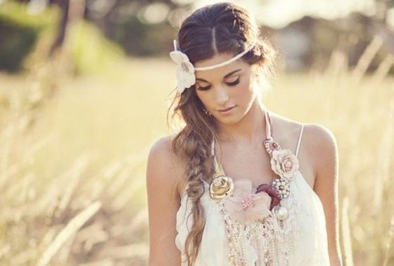 Le shopping beauté idéal de la mariée champêtre - Mariage.com