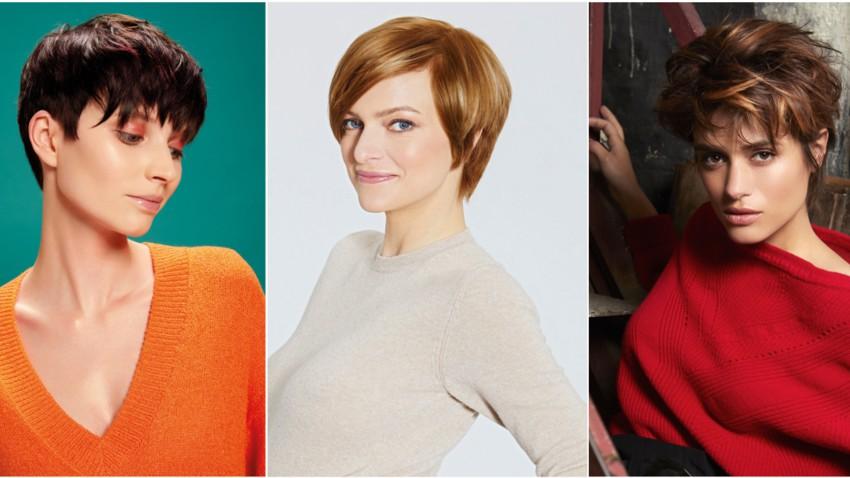 coiffure courte frange longue femme 2020