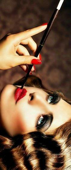 les 50 meilleures images de maquillage cabaret chic maquillage 1