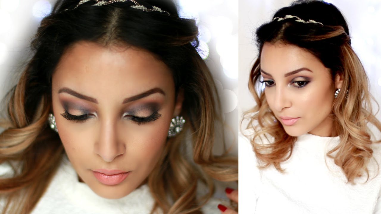 Look Mariage⎮Ondulations So curls et Make Up Printanier