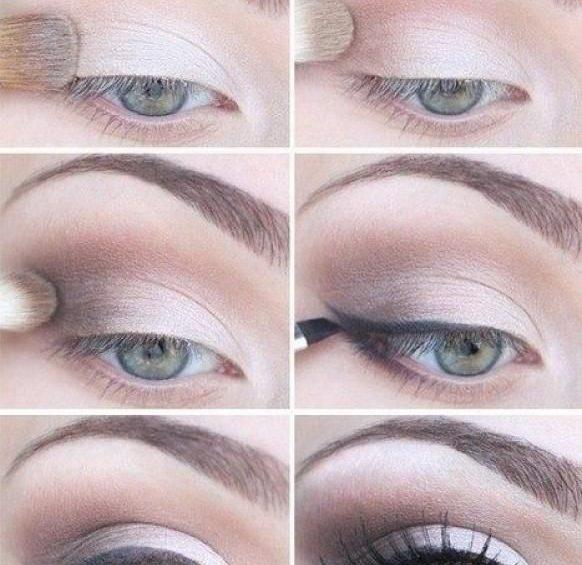 maquillage best wedding simple et naturel maquillage des yeux 19 1