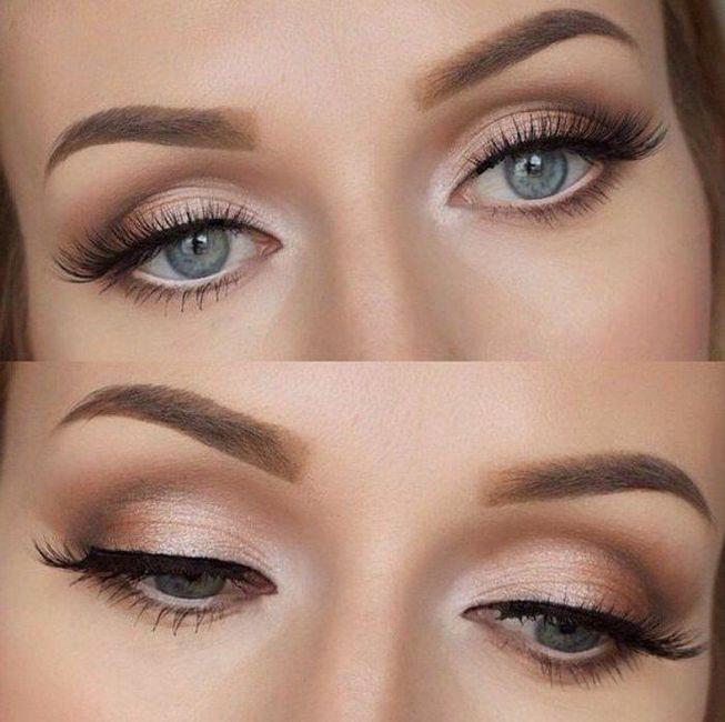 Maquillage discret pour yeux bleus - Beauté - Forum