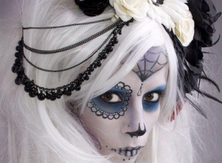 maquillage gothique maquillage gothique yeux halloween 1