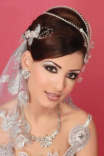 Maquillage libanais oriental pour un mariage | Maquillage