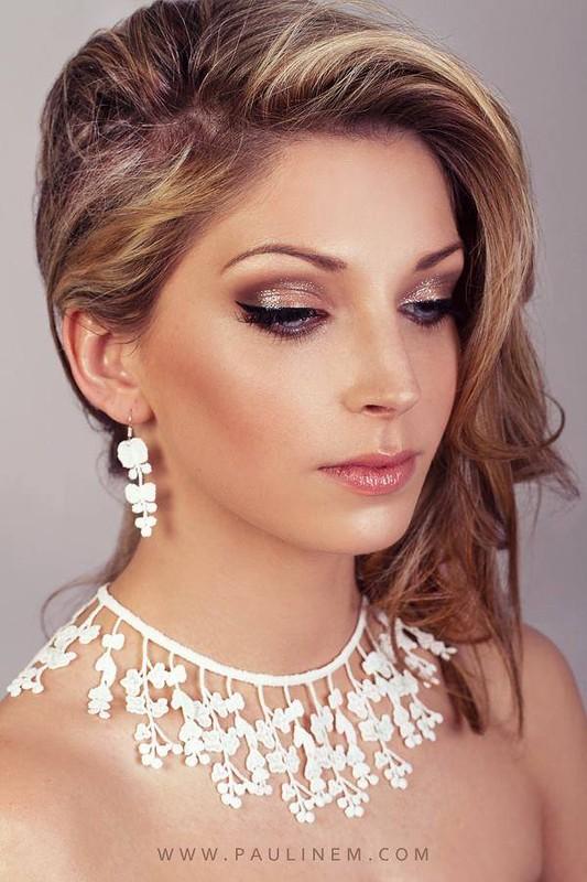 Maquillage Mariage Blonde