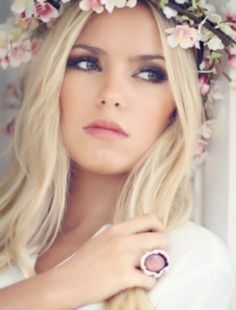 maquillage mariage champetre chic