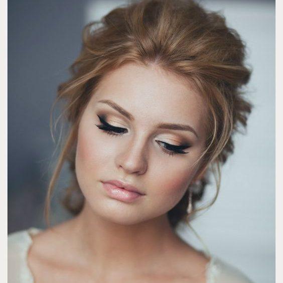 maquillage mariage boheme - Maquillage mariage