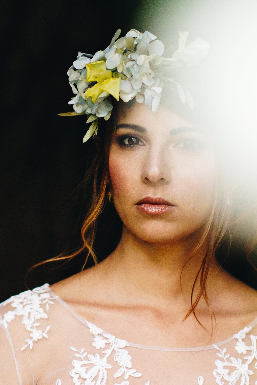 maquillage mariage champetre | MissDelph Beauté