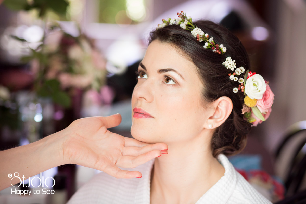 Maquillage Mariage Champetre