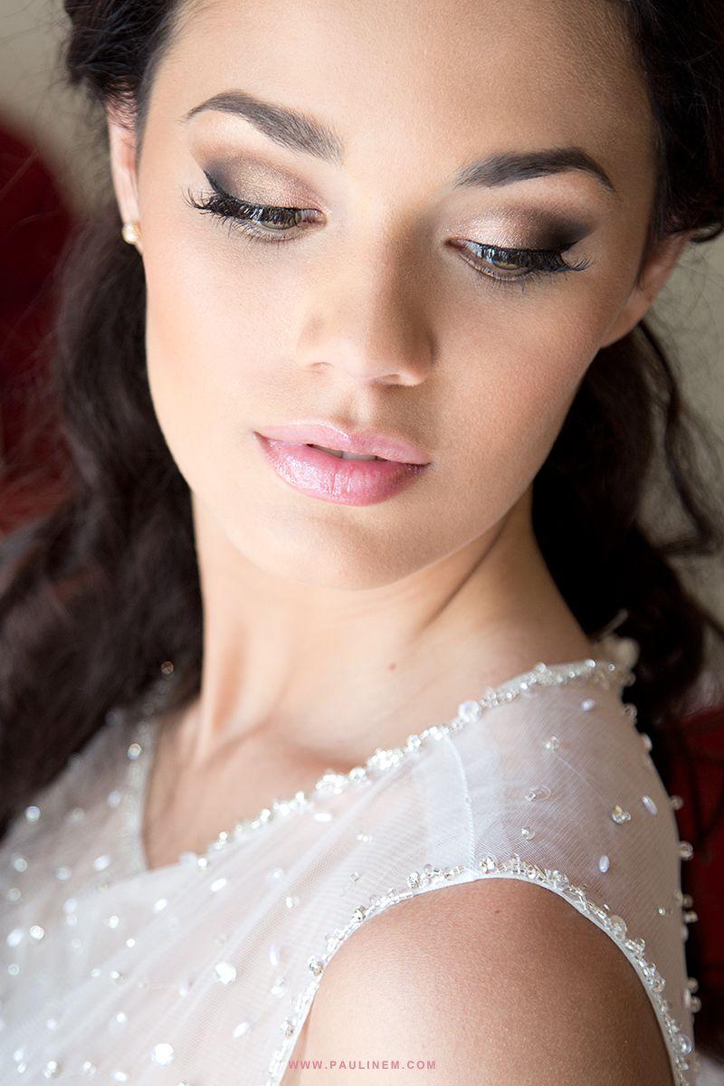 Maquillage mariage élégant Toulouse - Make Over Me Julie