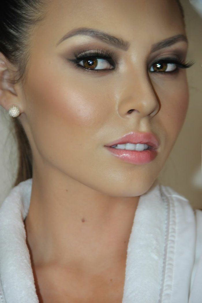 maquillage mariage glamour - Maquillage mariage