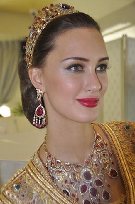 maquillage mariage marocain 2018 - Maquillage mariage